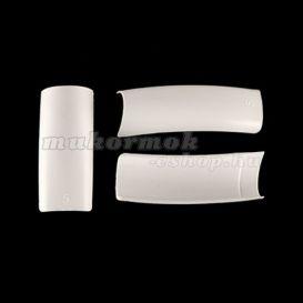 Elation White műköröm tip, 8-as méret, 50db