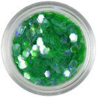 Zöld hatszög - aquaelements