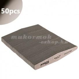 50db - Profi Speedy Diamond reszelő, fekete középpel - zebra, 150/150
