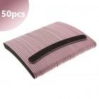 50db - Reszelő 80/80 - banán forma, fekete rózsaszín középpel