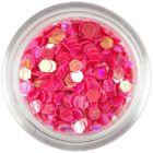 Díszítő konfettik - 3mm korall hatszögek
