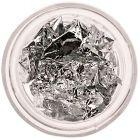 Fólia szeletek - ezüst
