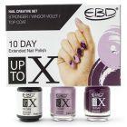 EBD Nail Creative Set - Stronger/Winsor Violet/Top Coat