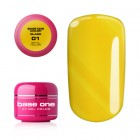 Gel Base One Color - Royal Yellow 01, 5g