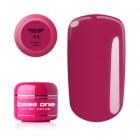 Gel Base One Color - Garnet Red 11, 5g