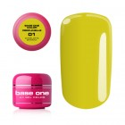 Gel Base One Perfumelle - Charlotte Banana 01, 5g
