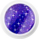 Színes holografikus UV zselé – 341 Dark Purple Shadow, 5g