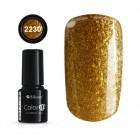 Gél lakk - Color IT Premium Gold 2230, 6g