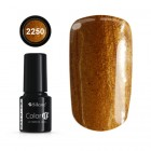Gél lakk - Color IT Premium Gold 2250, 6g