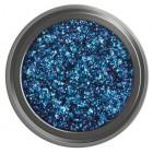 Csillámpor Mirror és Chameleon efekttel kék, 15g
