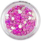 Flitter - világos rózsaszín