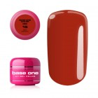 Gel Base One Color RED - Cookie 15, 5g