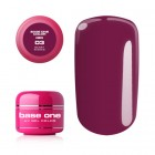 Gel Base One Color RED - Berry Kisses 03, 5g