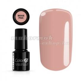 Color IT Premium Hard Builder Hybrid Base -  Beige Pink, 6g