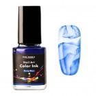 Nail art color Ink 12ml - sötét kék