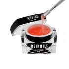 Inginails Professional Poly Gél - Cover Pink, 10ml