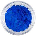 Szabálytalan alakzatok - kék