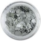 Szabálytalan alakzatok - ezüst