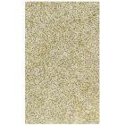 Nail art - díszítő háló körömre, gold with glitters